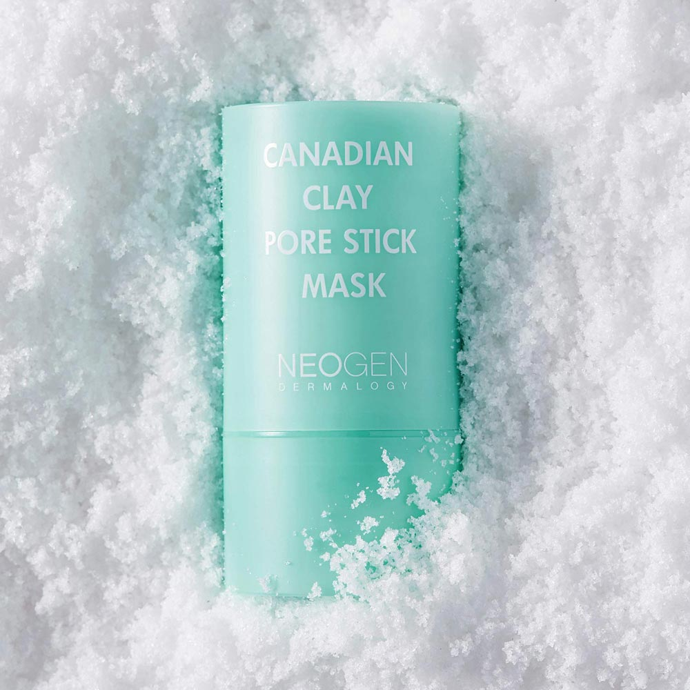 Mặt Nạ Đất Sét Neogen Dermalogy Canadian Clay Pore Stick