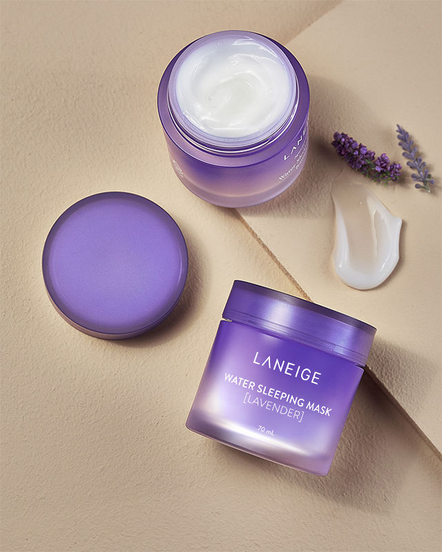 Mặt Nạ Ngủ Laneige Water Sleeping Mask Lavender