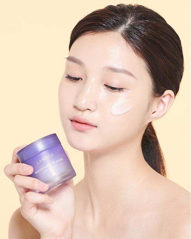 Mặt Nạ Ngủ Laneige Water Sleeping Mask Lavender hiện đã có mặt tại Hasaki