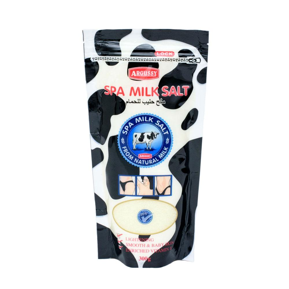 Mua Muối Tắm Sữa Bò Argussy Spa Milk Salt tại Hasaki