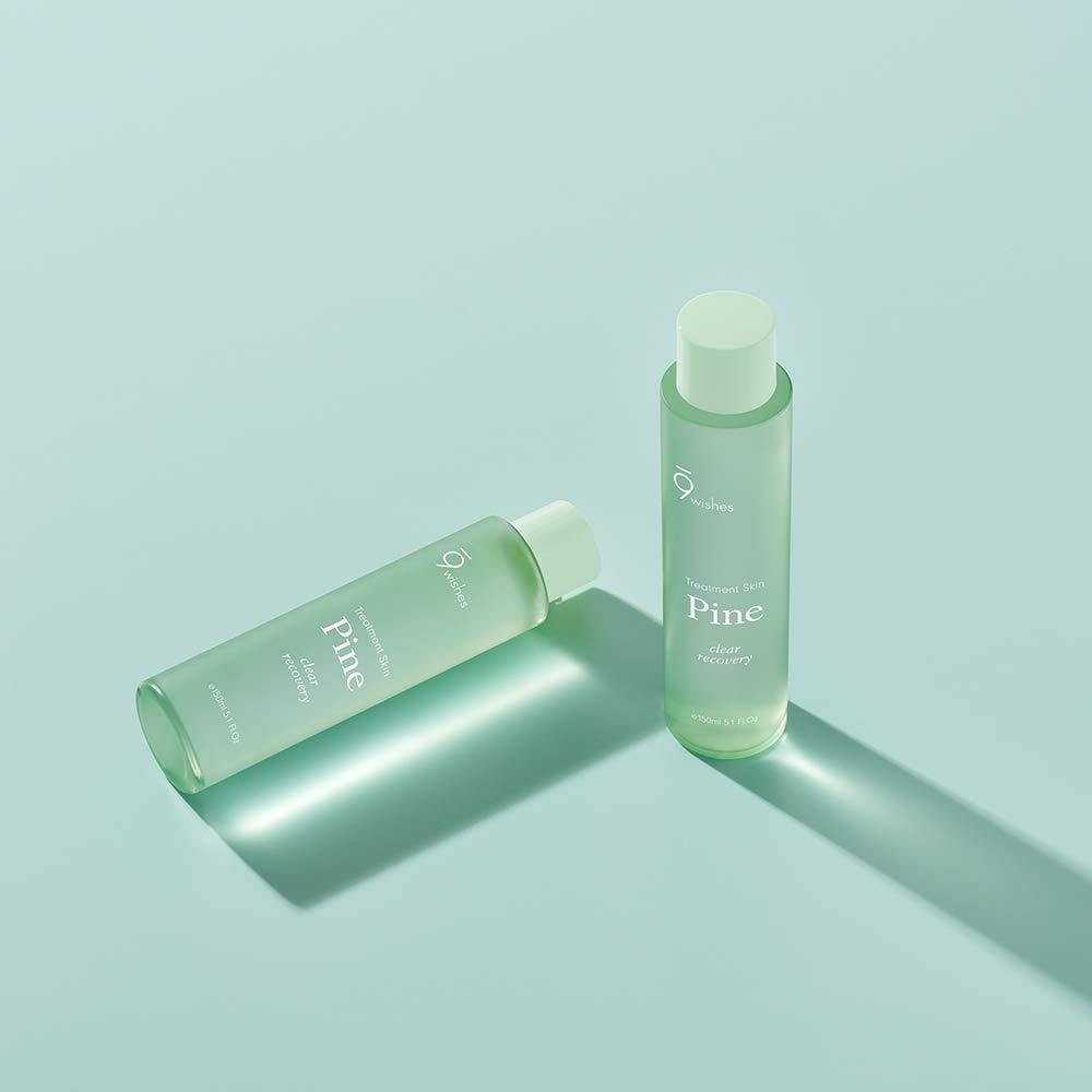 Nước Cân Bằng 9Wishes Làm Sạch Sâu Lỗ Chân Lông Pine Treatment Skin