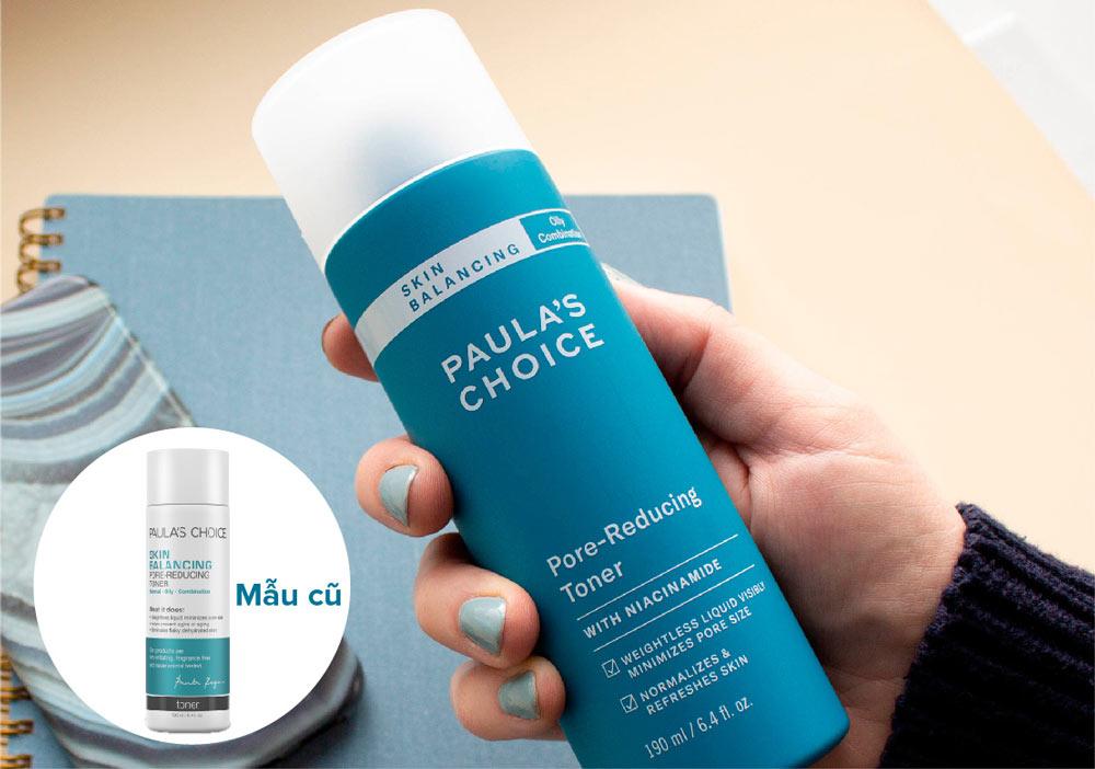 Nước Cân Bằng Điều Chỉnh Lỗ Chân Lông Paula's Choice Skin Balancing Pore-Reducing Toner