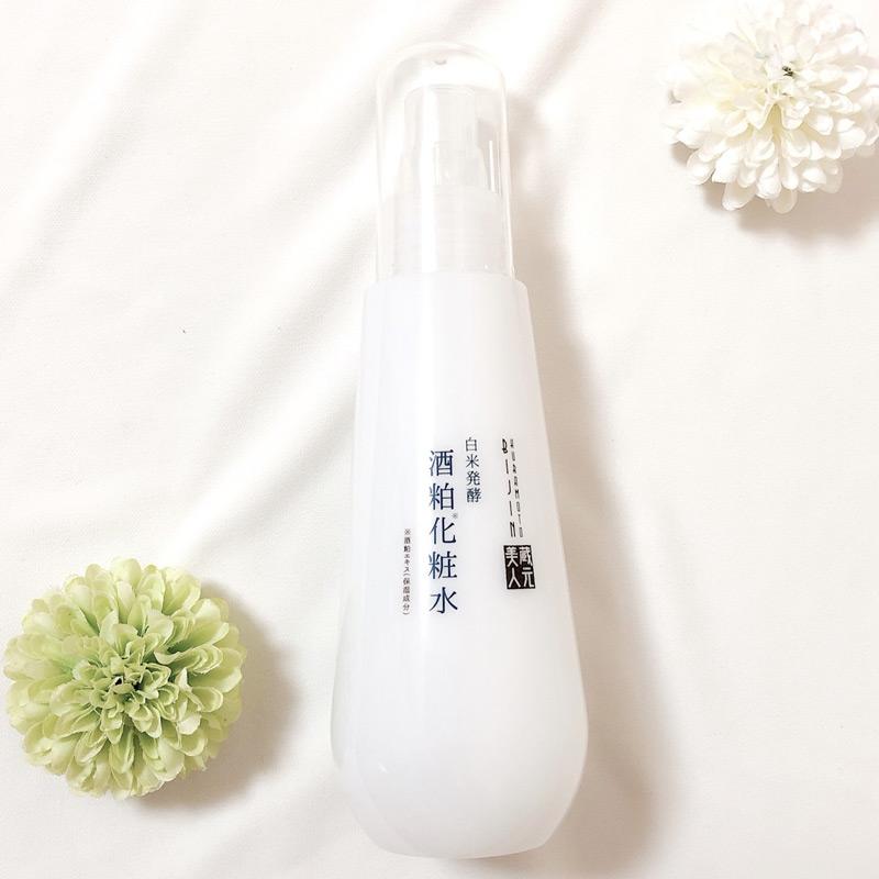 Nước Hoa Hồng Kuramoto Bijin White Rice Fermented Face Lotion Se Lỗ Chân Lông