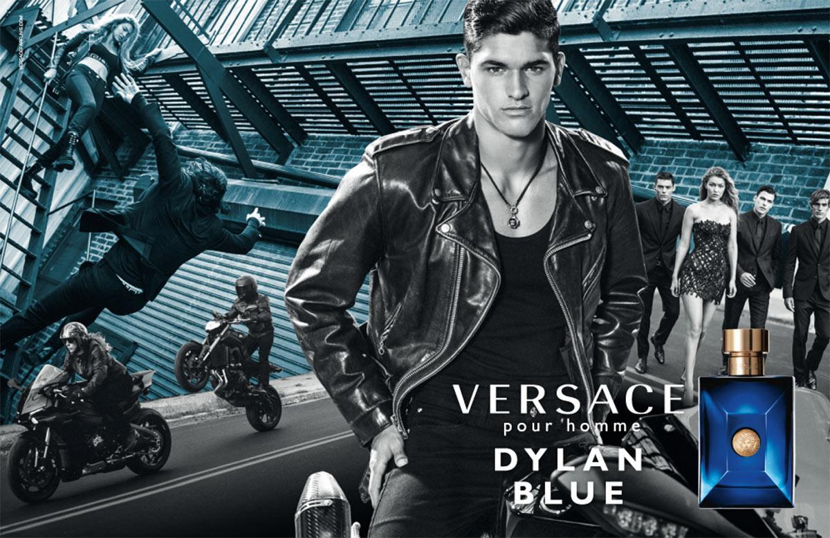 Nước Hoa Nam Versace Pour Homme Dylan Blue Eau De Toilette