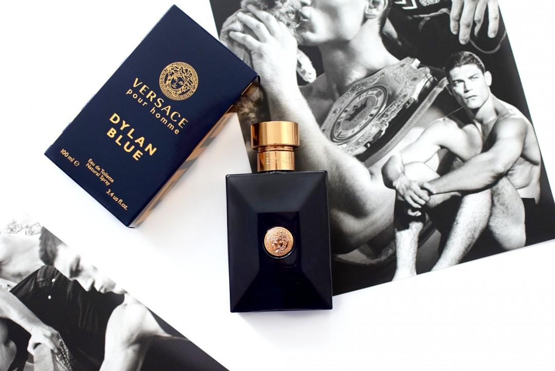 Nước Hoa Versace Pour Homme Dylan Blue EDT mang đậm dấu ấn vùng biển Địa Trung Hải