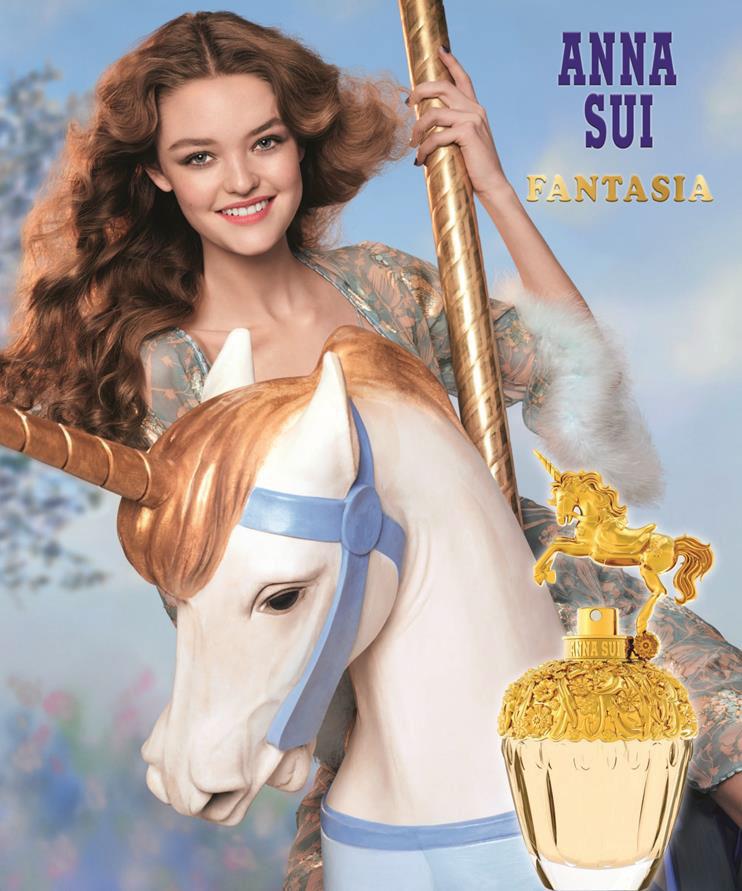 Nước Hoa Nữ Anna Sui Fantasia Fantasia Eau de Toilette Spray