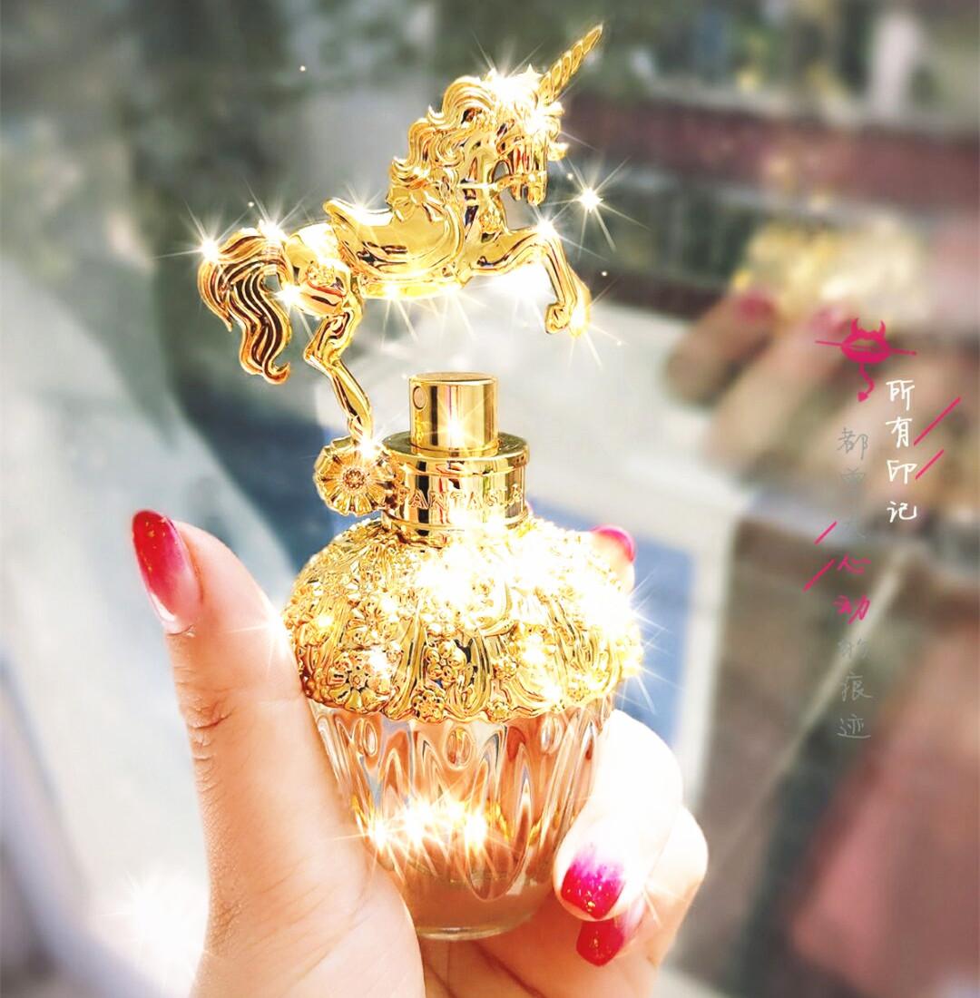 Nước Hoa Nữ Anna Sui Fantasia hương hoa cỏ trái cây và kẹo ngọt
