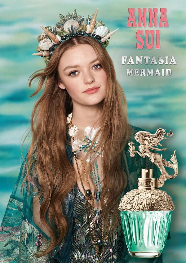 Nước Hoa Nữ Anna Sui Fantasia Mermaid Eau de Toilette Spray 30ml