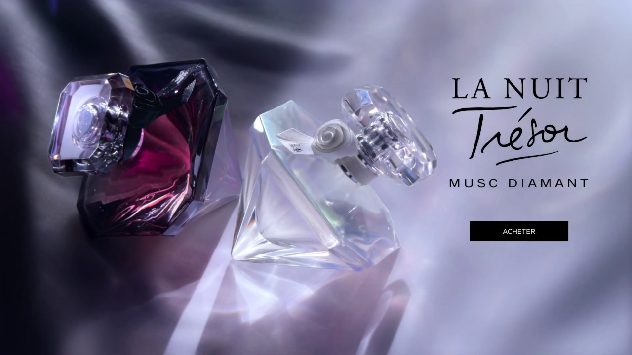 Nước Hoa Nữ Lancôme La Nuit Trésor Musc Diamant EDP