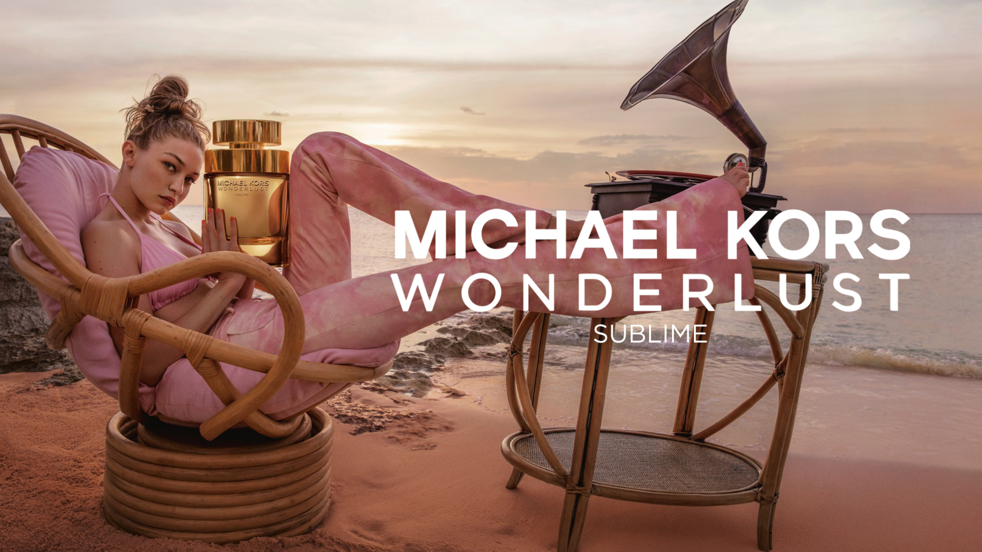 Nước Hoa Nữ Michael Kors Wonderlust Sublime