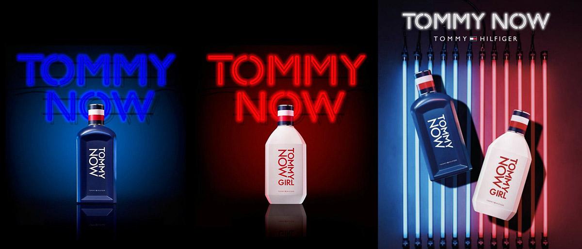 Bộ Đôi Nước Hoa Tommy Now cho nam và Tommy Now Girl cho nữ