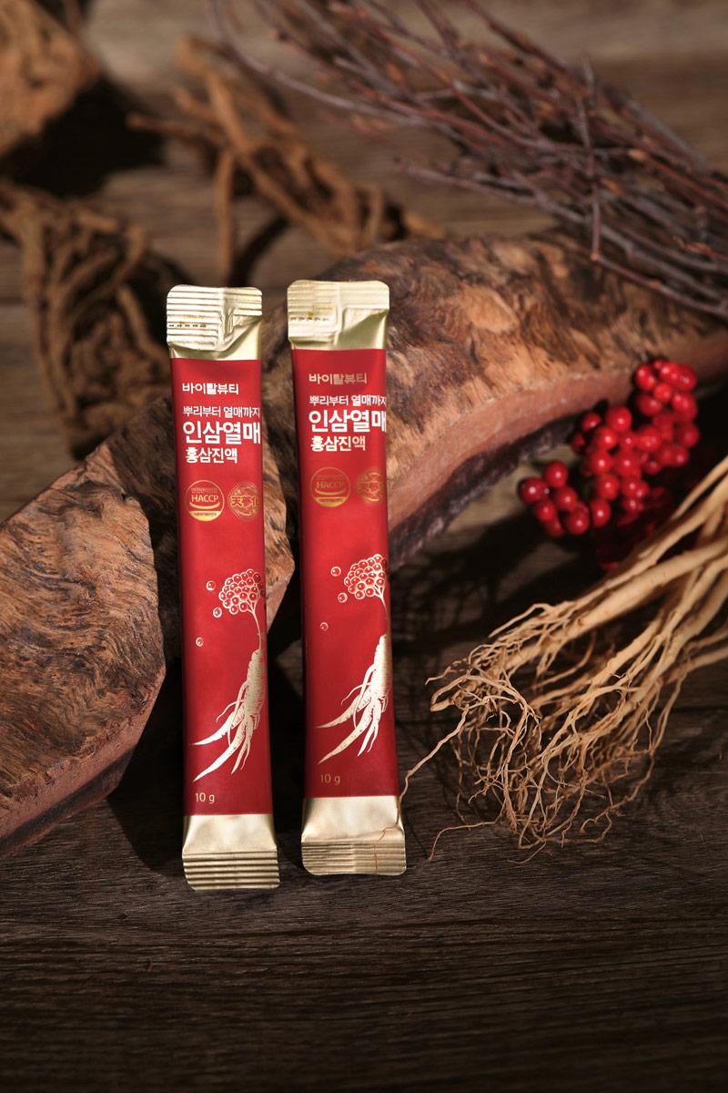 Nước Uống Góp Phần Tăng Cường Sức Khỏe Và Sức Đề Kháng Dạng Gói Vital Beautie Ginsengberry And Redginseng Extract Stick hiện đã có mặt tại Hasaki với 2 phân loại cho bạn lựa chọn: Hộp 5 gói và Hộp 30 gói