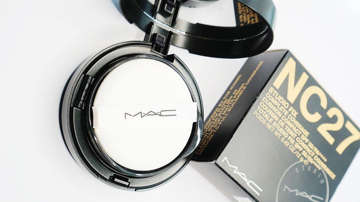 Phấn Nước MAC Studio Fix Complete Coverage Cushion Compact SPF50/PA+++ hiện đã có mặt tại Hasaki