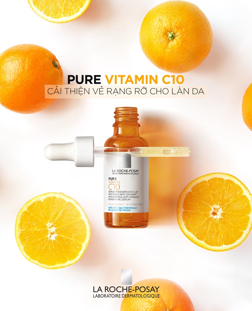 Serum La Roche-Posay Serum Pure Vitamin C10