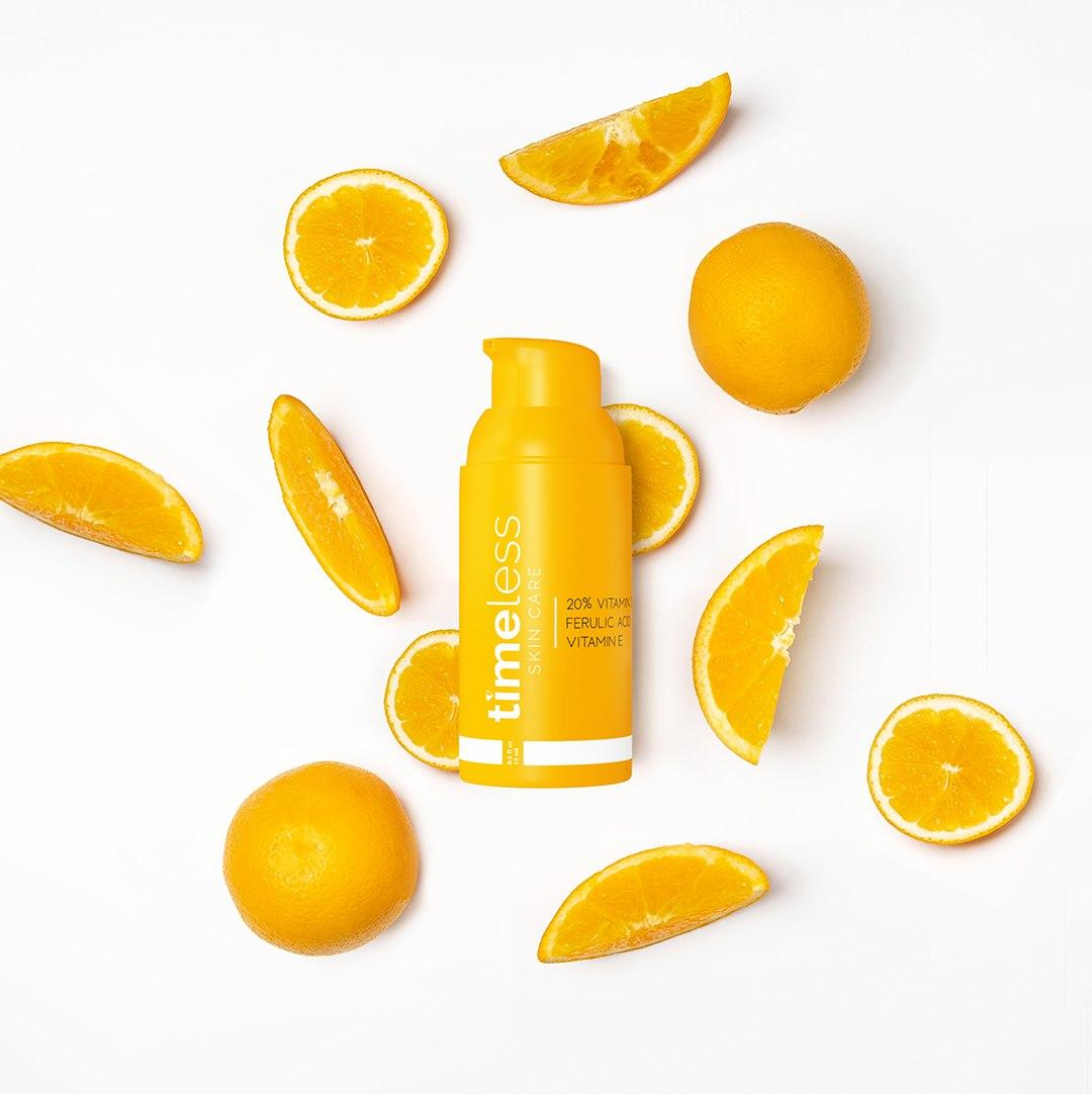 Tinh Chất Timeless 20% Vitamin C + E Ferulic Acid Serum