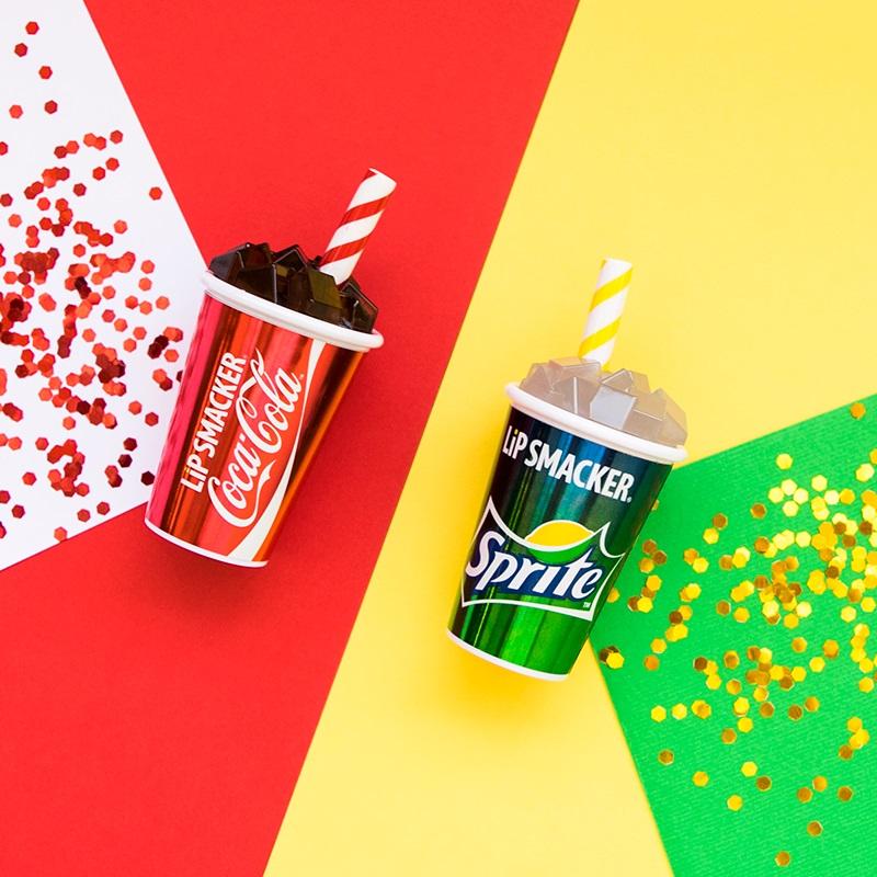 Son Dưỡng Lip Smacker Beverages Collection như những cốc nước ngọt thu nhỏ mát lạnh cho ngày hè