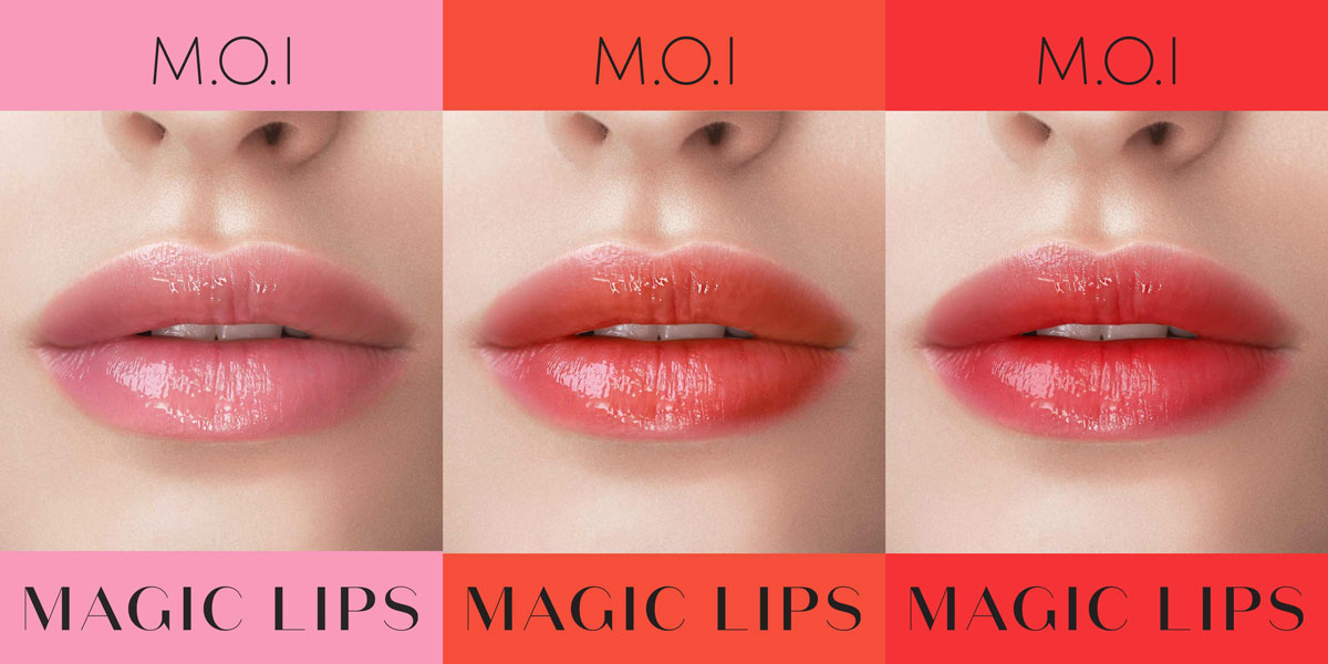Son Dưỡng Có Màu M.O.I Magic Lips hiện đã có mặt tại Hasaki