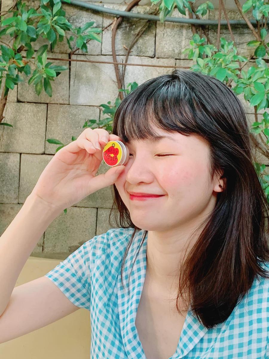 Son Dưỡng Môi BareSoul Best Kisser Lip Tint & Cheek có màu sắc nhẹ nhàng tự nhiên