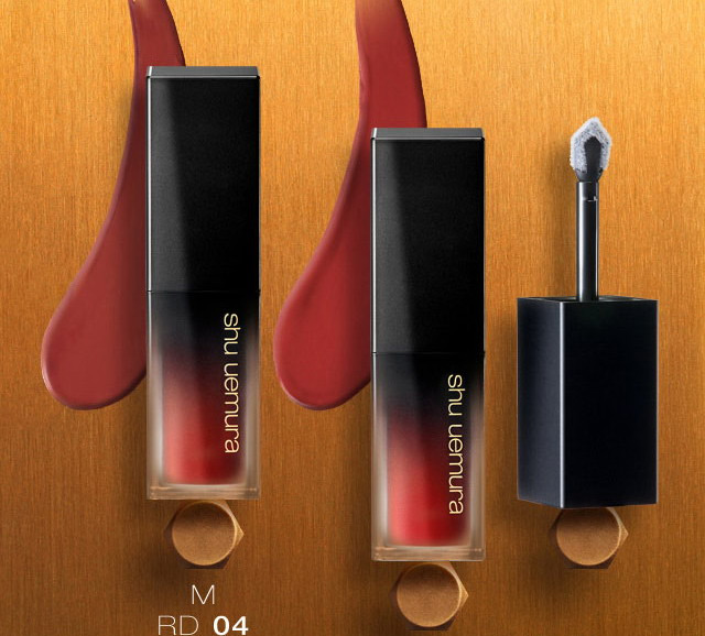 [Phiên Bản Giới Hạn Tết] Son Kem Lì Shu Uemura Iron Reds Rouge Unlimited Liquid Matte 5.6ml