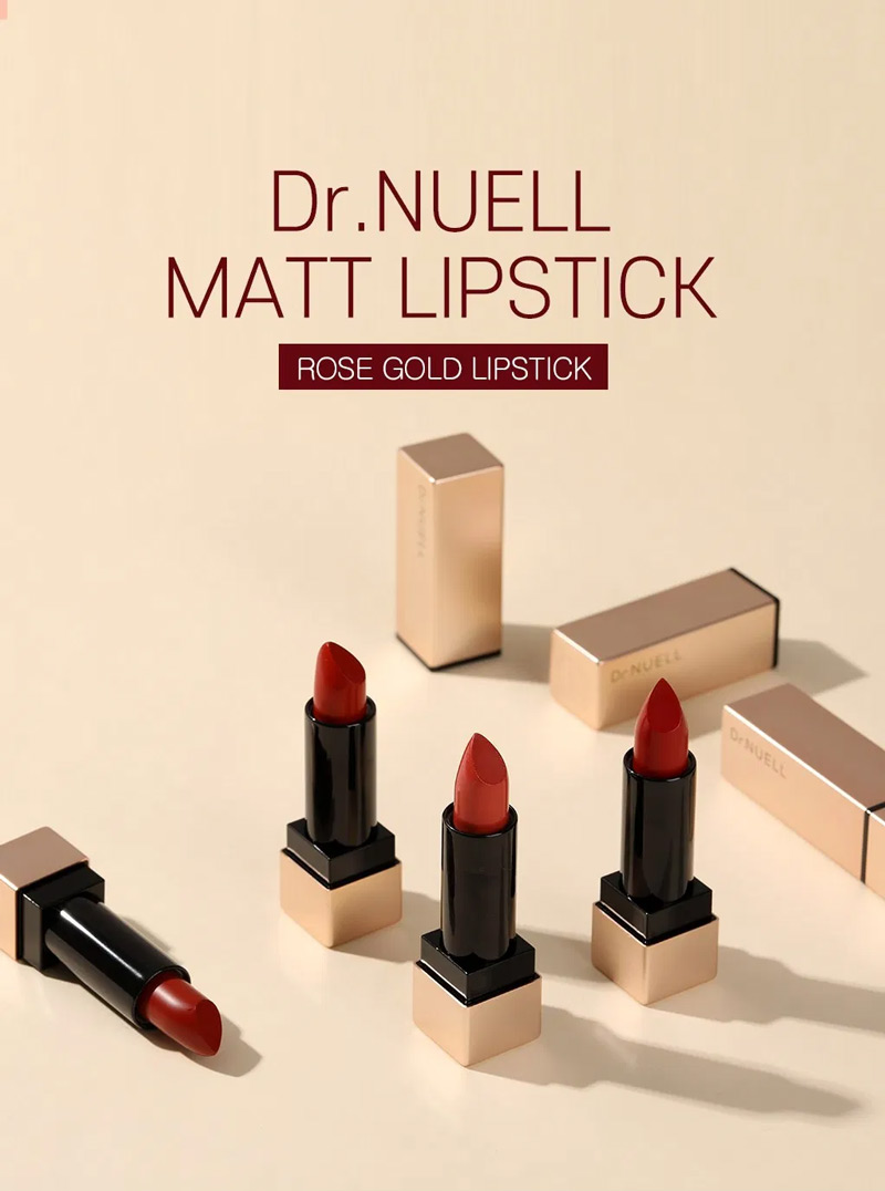 Son Lì Dr.NUELL Matte Lipstick