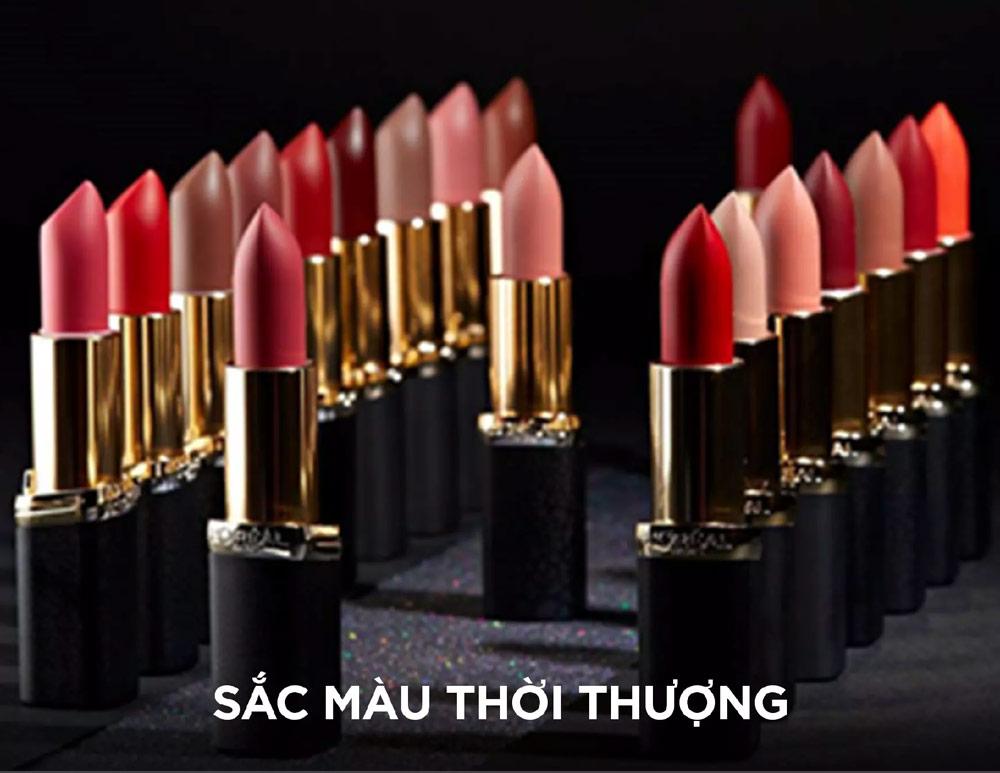 Son Mịn Lì Cao Cấp L'Oréal Paris Color Riche Matte 3.7g