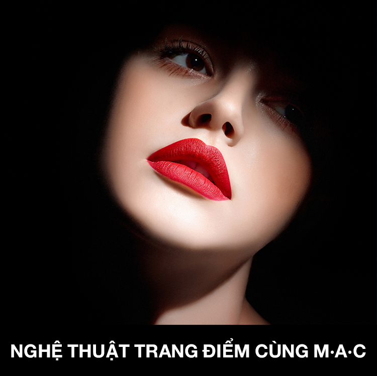 Son Thỏi Mịn Lì MAC Matte Lipstick bền màu lâu trôi và có độ lên màu chuẩn sắc
