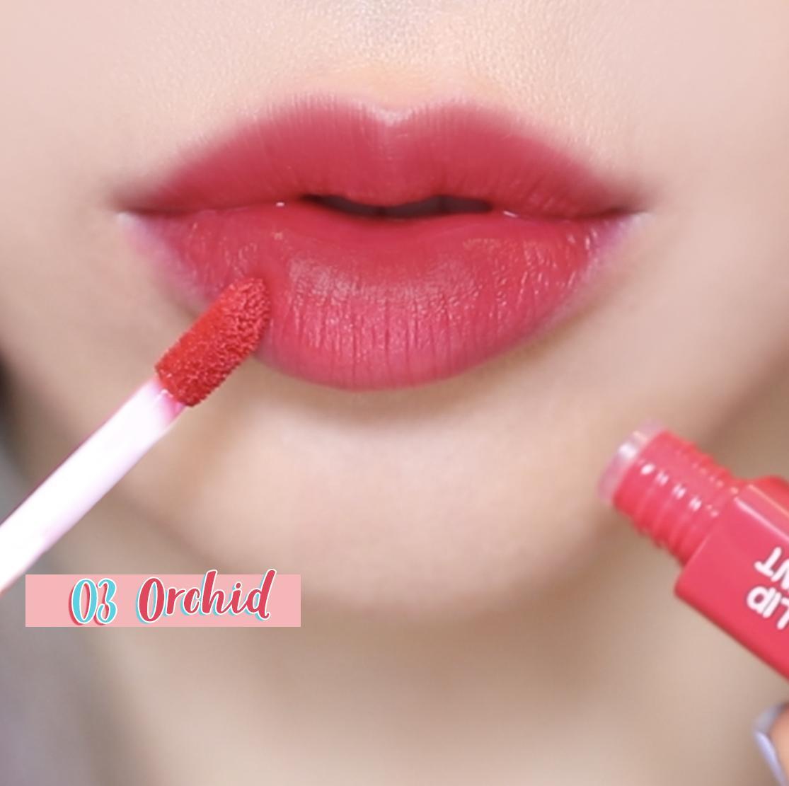 Son Tint Lì SILKYGIRL MLBB Lip Tint 03 Orchid