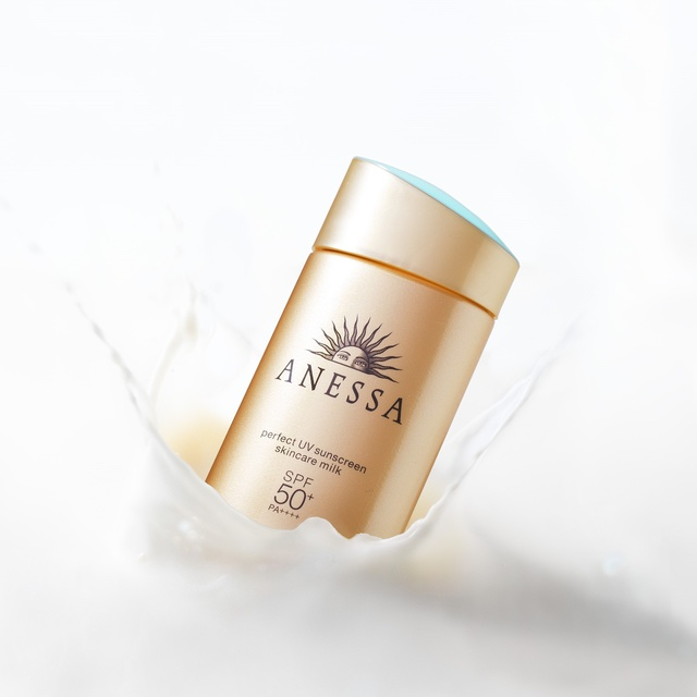 Sữa Chống Nắng Dưỡng Da Anessa Perfect UV Sunscreen Skincare Milk SPF50+/PA++++ 50ml