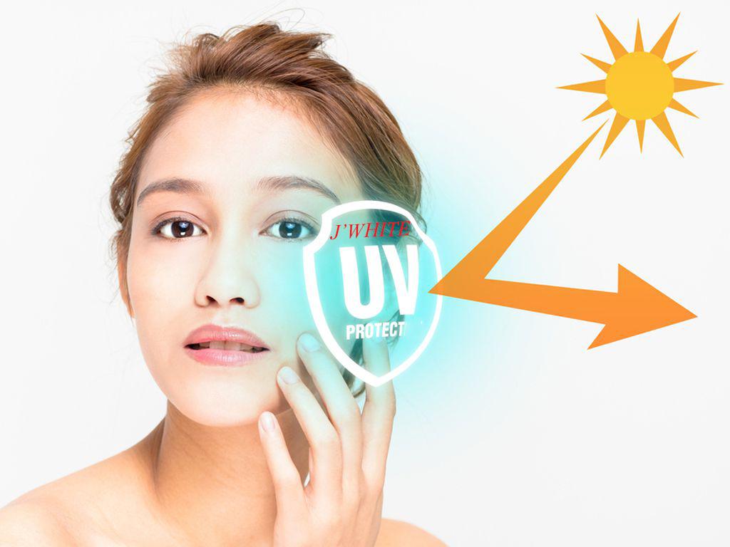 Sữa Chống Nắng J'WHITE UV Protect Milk SPF50+ PA+++ 50ml