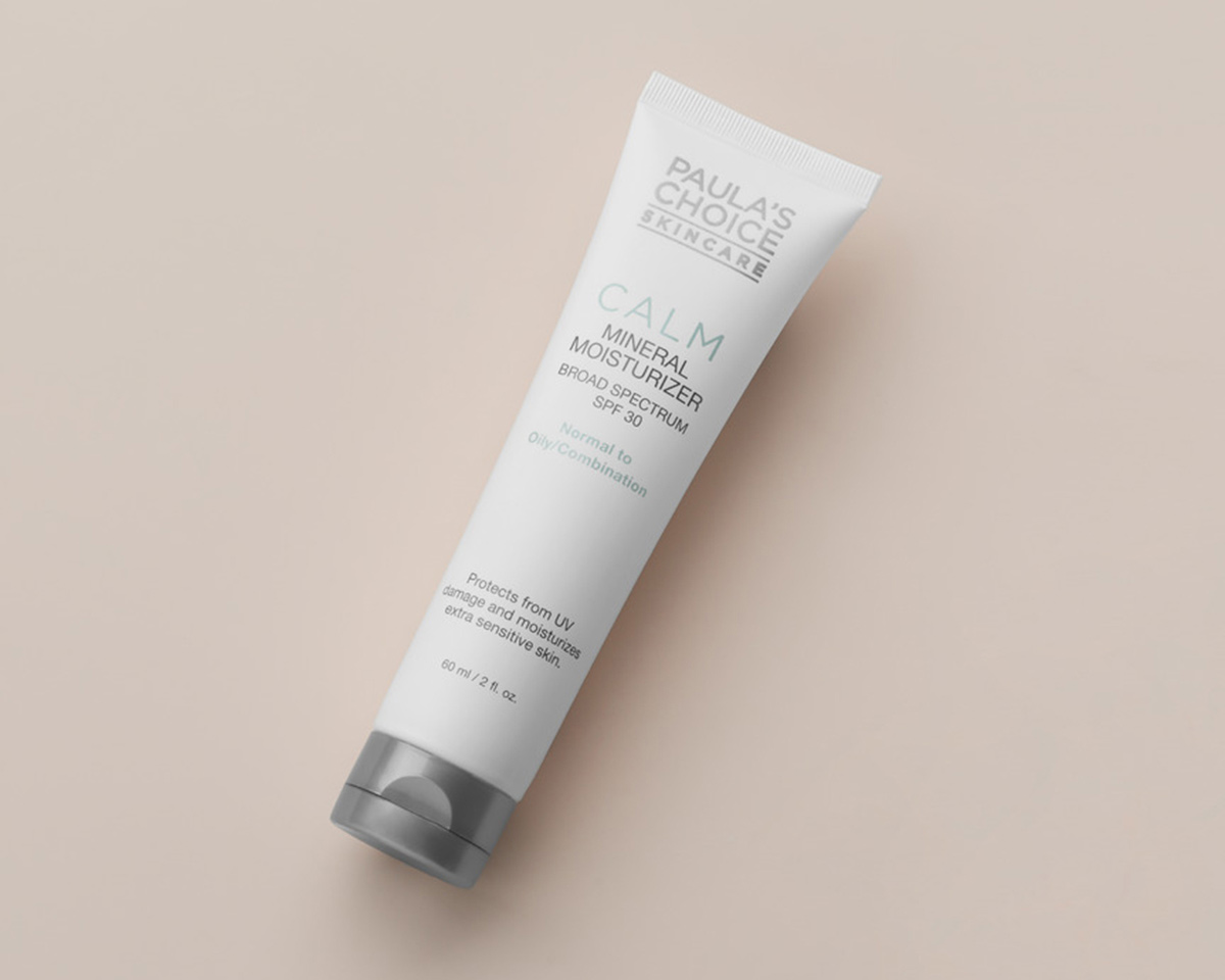 Sữa Dưỡng Ẩm Chống Nắng Cho Da Dầu Paula's Choice Calm Redness Relief SPF 30 Mineral Moisturizer For Normal To Oily Skin