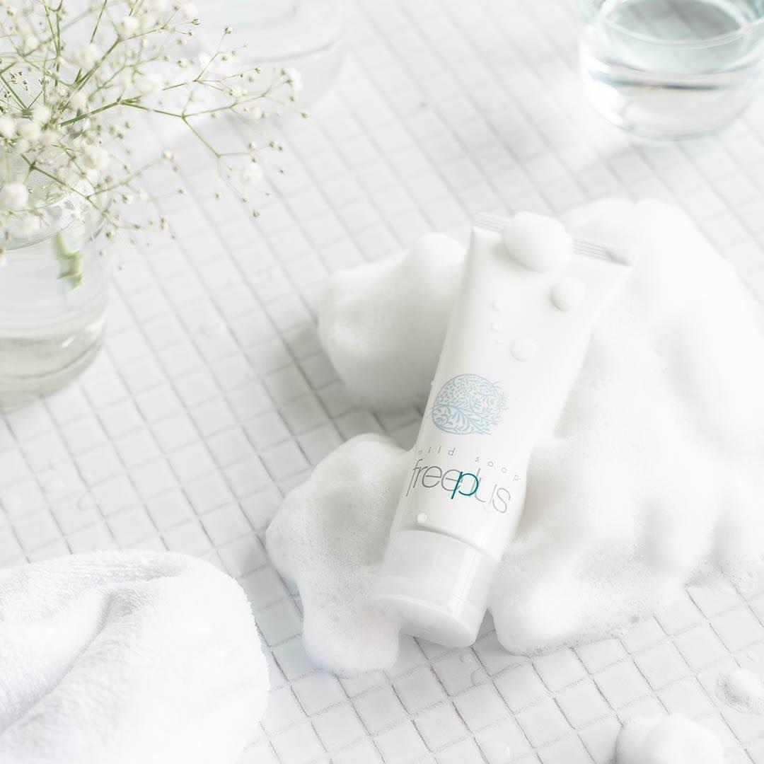 Sữa Rửa Mặt Freeplus Mild Soap A dịu nhẹ cho da