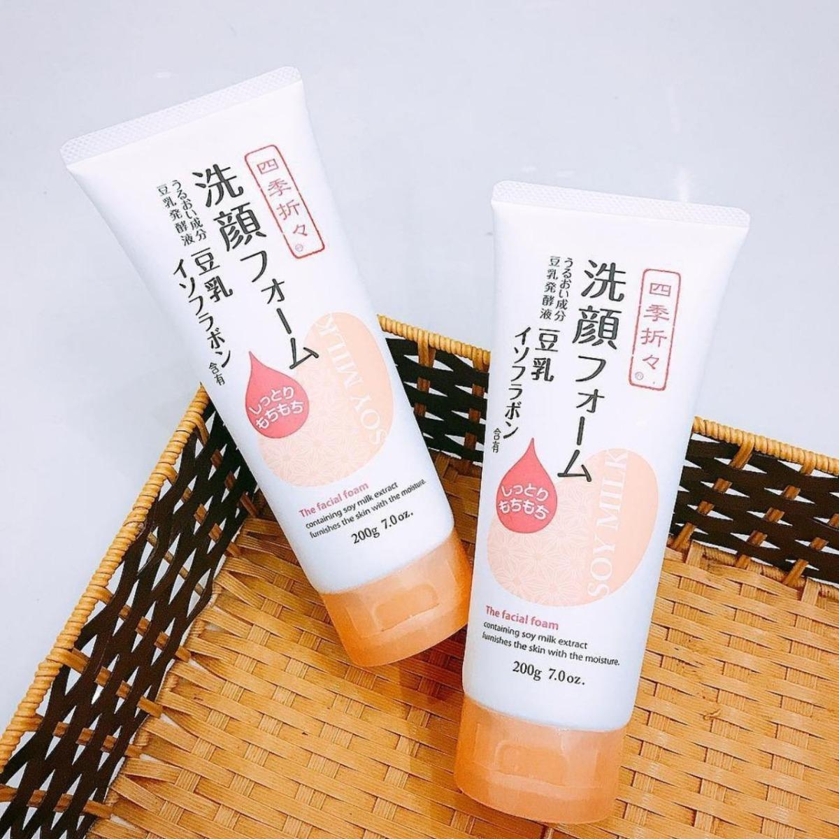 Sữa Rửa Mặt Kumano Chiết Xuất Đậu Nành 200g | Hasaki.vn