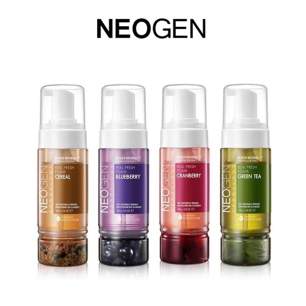 Sữa Rửa Mặt Tạo Bọt Neogen Dermalogy Real Fresh Foam Cleanser