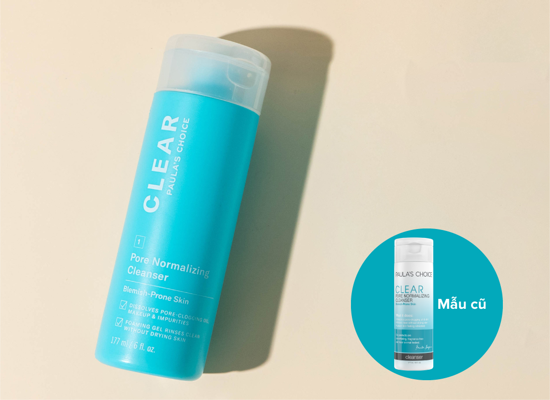 Sữa Rửa Mặt Paula's Choice Clear Pore Normalizing Cleanser