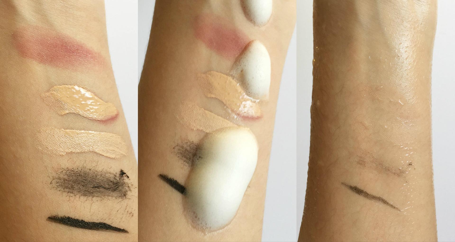 Bọt Rửa Mặt Hadalabo Gokujyun Moisturizing Foaming Wash không gây khô căng da sau khi rửa mặt