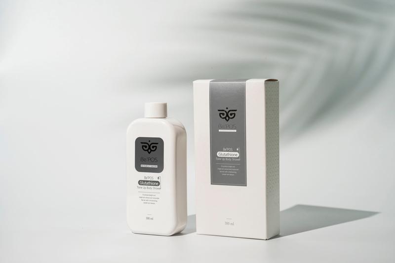 Sữa Tắm Be'POS Glutathione Tone Up Body Shower 300ml