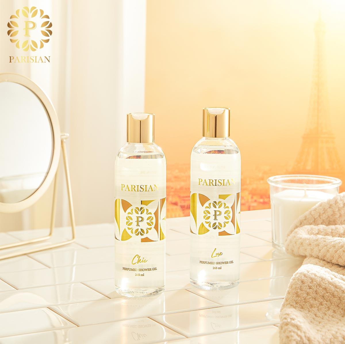 Sữa Tắm Nước Hoa Nữ Parisian Perfumed Shower Gel For Her