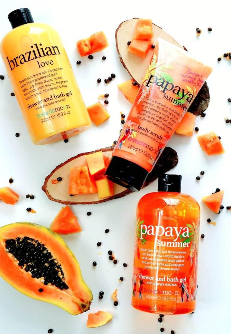 Tẩy Tế Bào Chết Treaclemoon Papaya Summer Body Scrub hiện đã có mặt tại Hasaki
