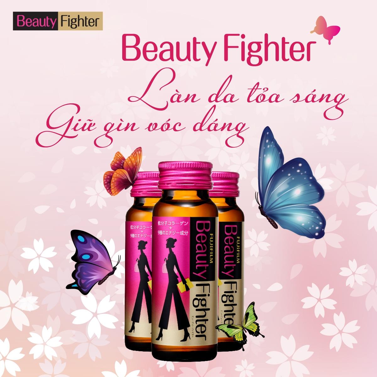 Thức Uống Bổ Sung Collagen ASTALIFT Beauty Fighter Collagen hiện đã có mặt tại Hasaki