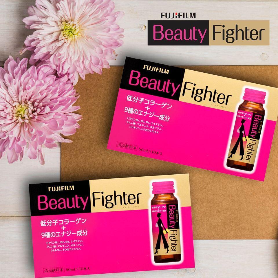 ASTALIFT Beauty Fighter Collagen sử dụng công nghệ Nanofocus độc quyền của FUJIFILM giúp giảm kích thước phân tử đến cực nhỏ để dễ dàng hấp thụ vào sâu bên trong cơ thể, mang lại hiệu quả vượt trội hơn.