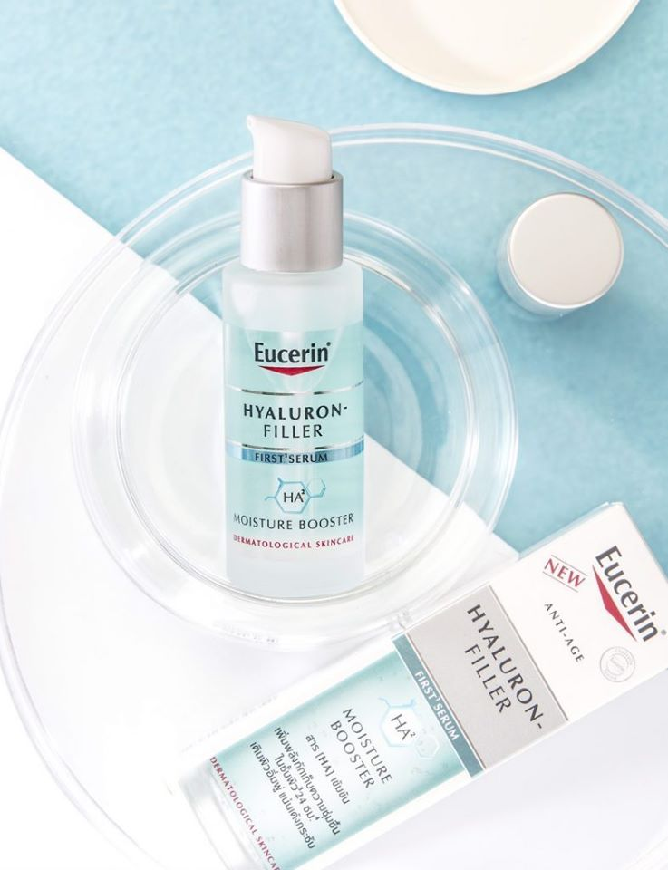 Tinh Chất Cấp Ẩm & Ngăn Ngừa Lão Hóa Eucerin Hyaluron-Filler First Serum Moisture Booster hiện đã có mặt tại Hasaki