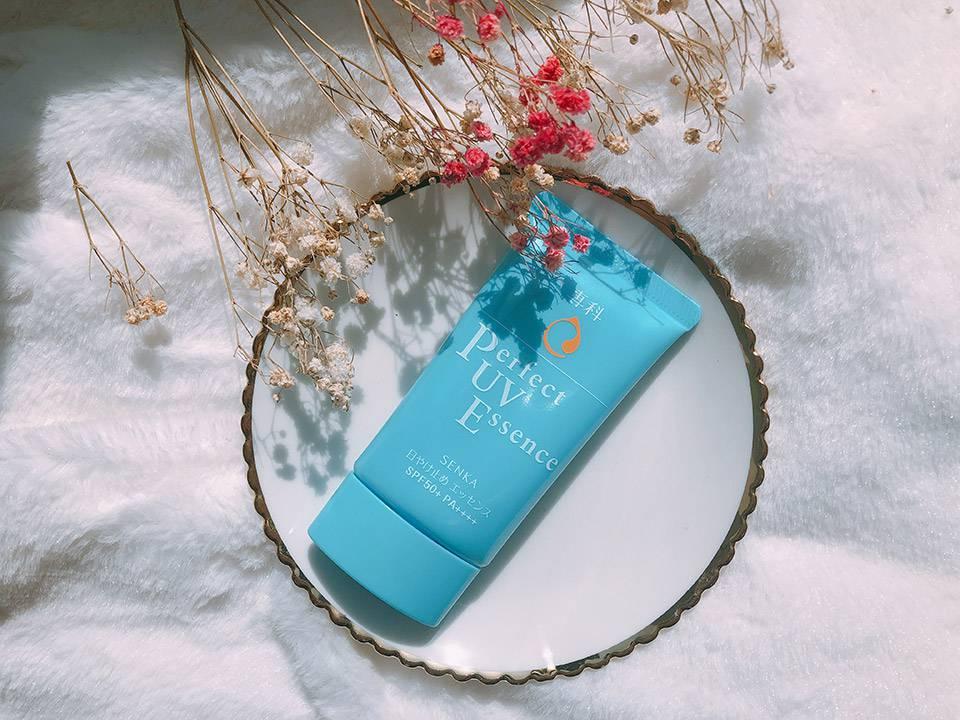 Sữa chống nắng vật lý Senka Perfect UV Milk