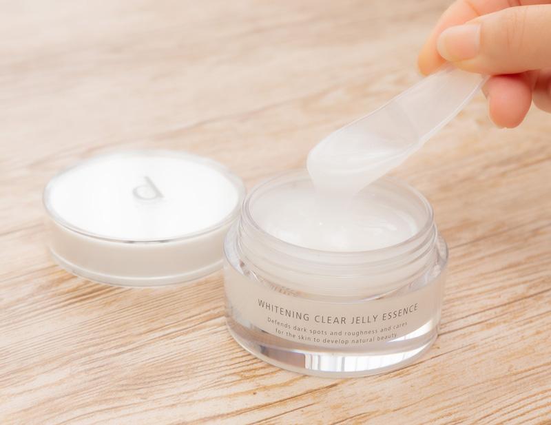 Tinh chất dưỡng sáng da dạng jelly d program Whitening Jelly Clear Essence