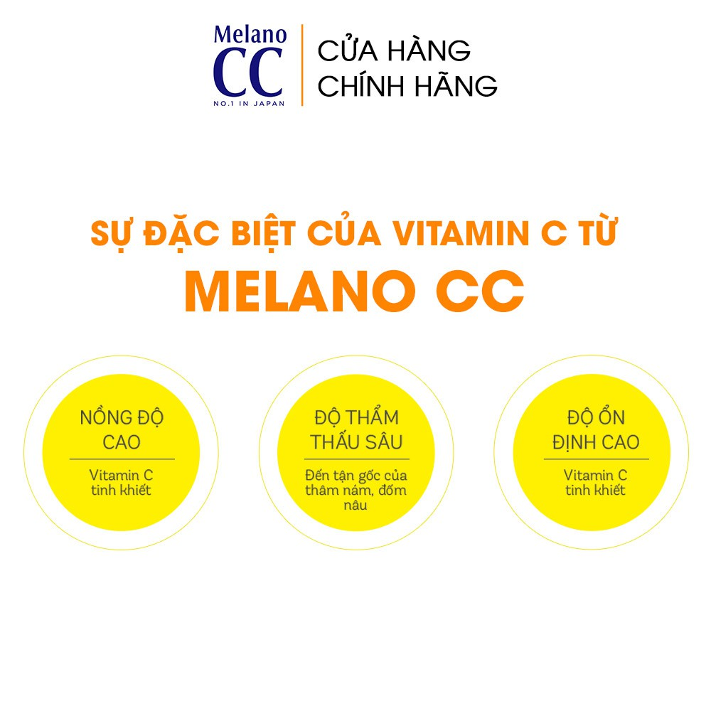 Melano CC Vitamin C Brightening Essence