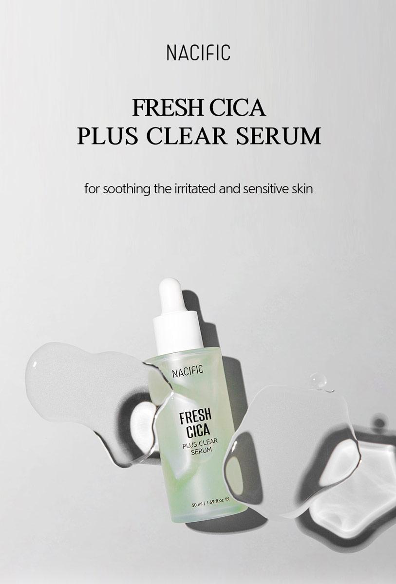 Tinh Chất Nacific Fresh Cica Plus Clear Serum