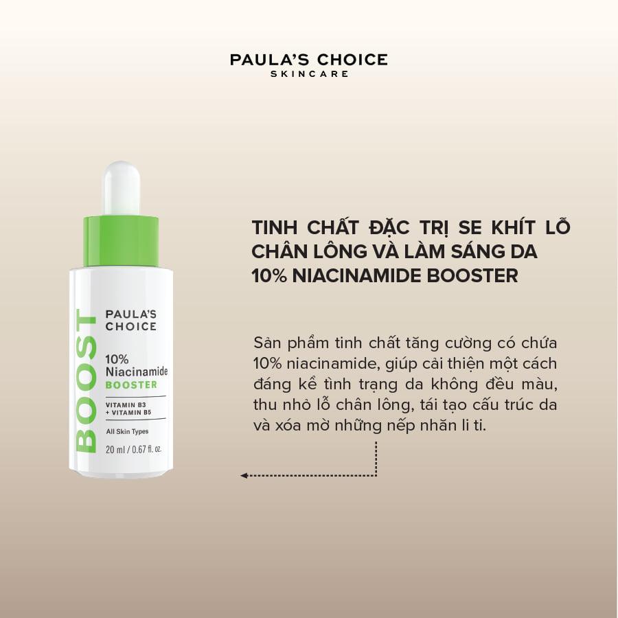 Tinh Chất Paula's Choice Sáng Da, Giúp Se Lỗ Chân Lông 20ml | Hasaki.vn