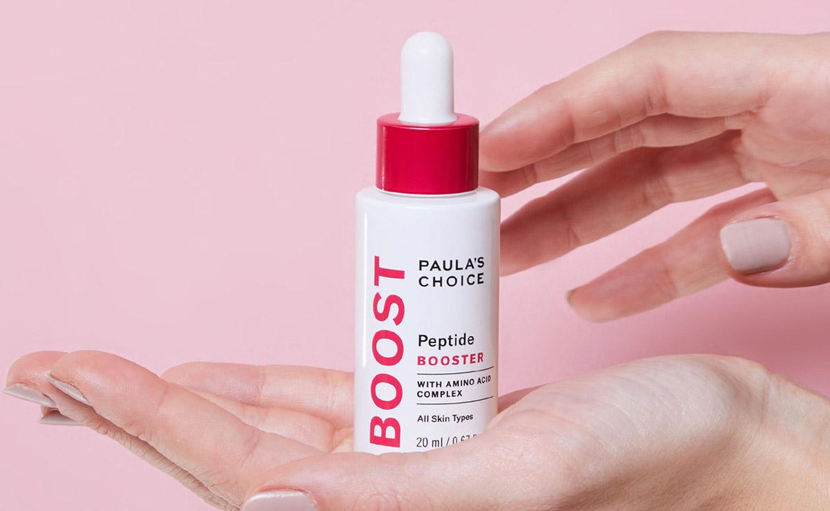 Tinh Chất Phục Hồi Làm Khỏe Và Săn Chắc Da Paula's Choice Peptide Booster 20ml hiện đã có mặt tại Hasaki