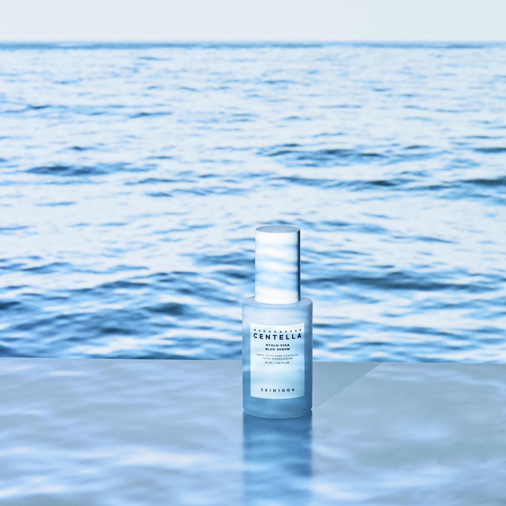 Tinh Chất Skin1004 Madagascar Centella Hyalu-Cica Blue Serum 50ml chính hãng hiện đã có mặt tại Hasaki