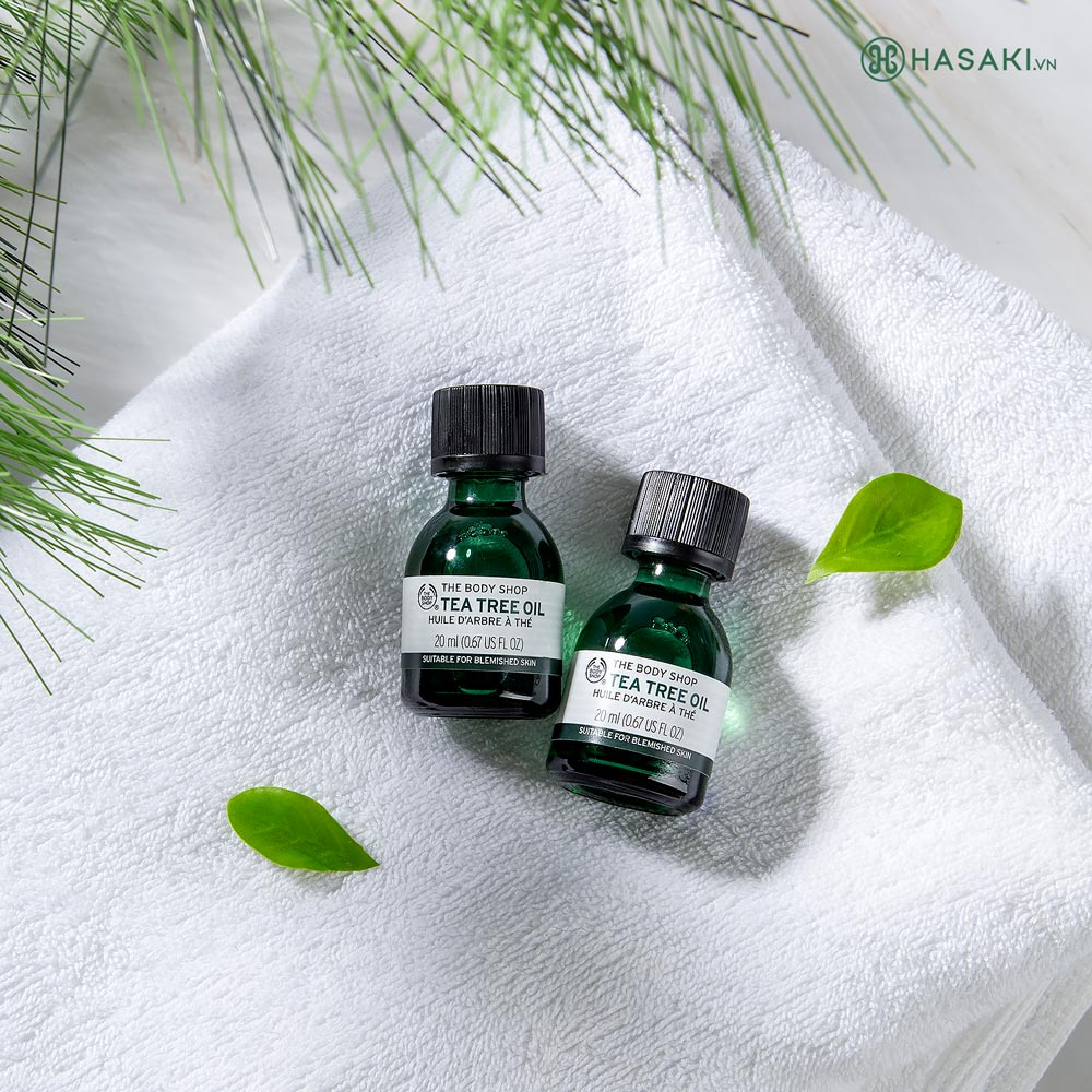 Tinh Dầu Tràm Trà The Body Shop Tea Tree Oil