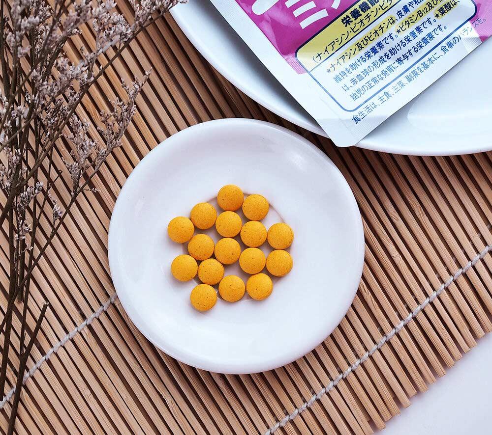 Viên Uống DHC Bổ Sung Vitamin B Tổng Hợp hiện đã có mặt tại Hasaki